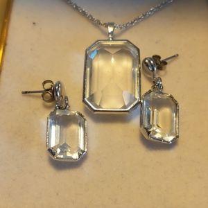 Gorham Sterling Silver Chain Necklace Set